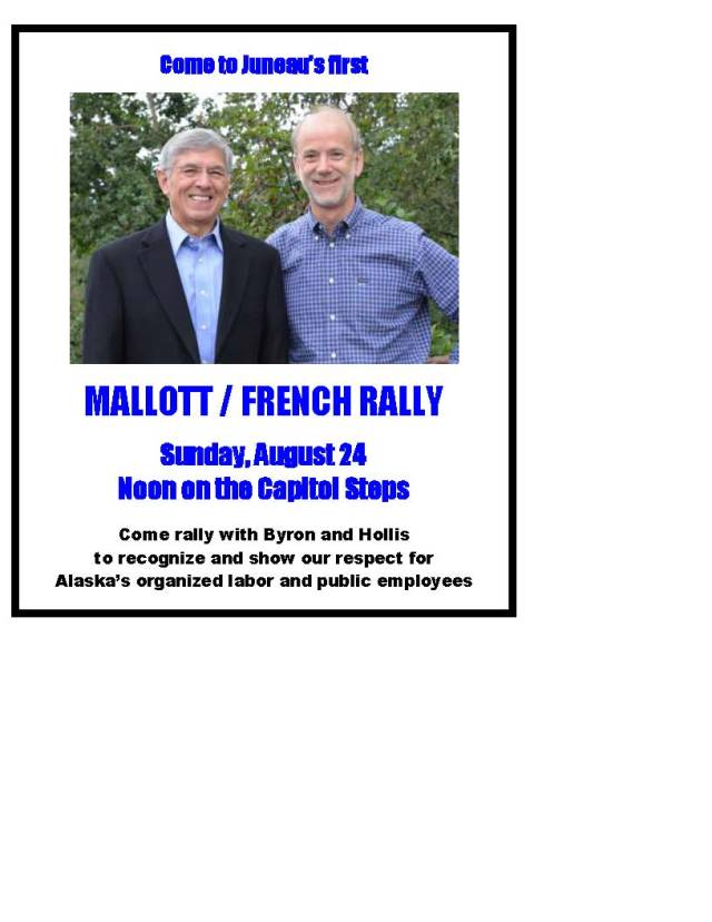 Labor Rally Flyer 8-24-14