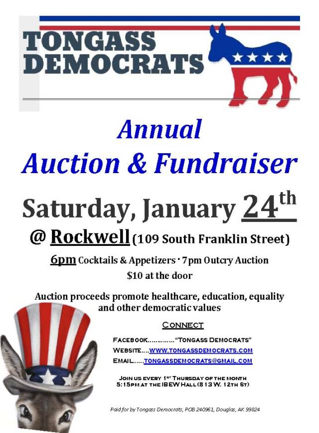 2015 Auction poster 1-20-15