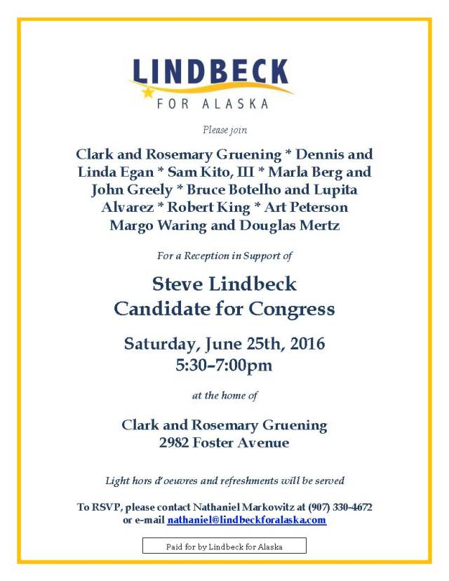 Gruening Event Invitation 6.25.16