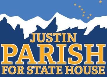 Parish for house logo